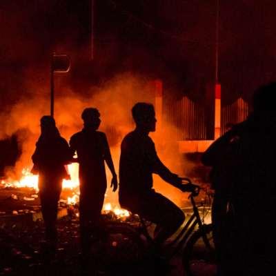 الرواية الأمنية لتظاهرات العراق: رعاية أميركية _ إماراتية وتمويل سعودي