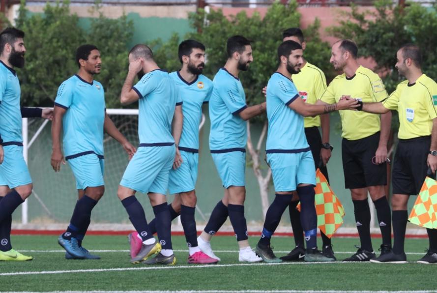 العهد يغادر إلى ماليزيا حاملاً آمال الكرة اللبنانية