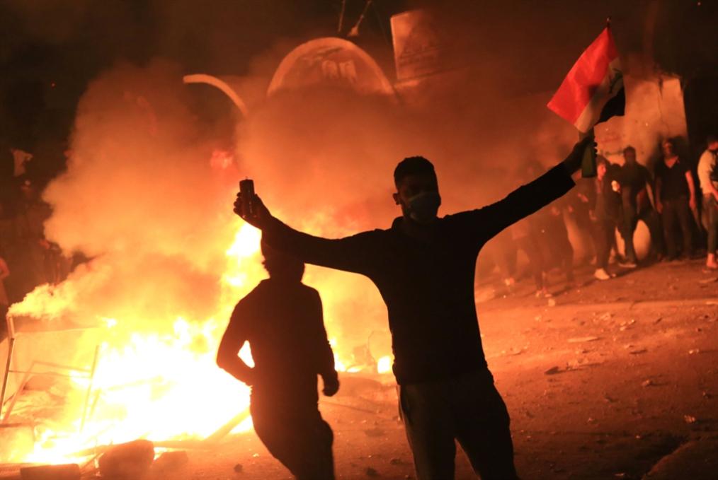 الاحتجاجات متواصلة: عبد المهدي لن يستقيل