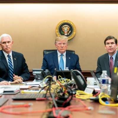 مقتلة البغدادي: ترامب يقرّش انتصاراً وهمياً
