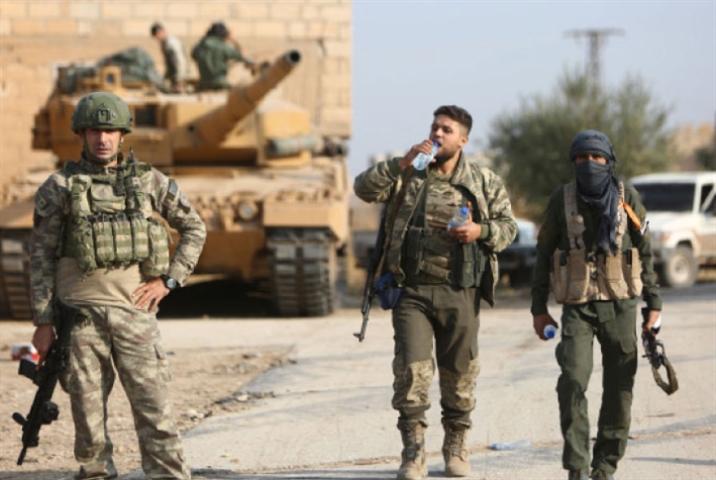 أنقرة تهدّد باستئناف العملية العسكرية
