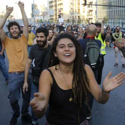 ترهيب أمنيّ للمتظاهرين في صور...