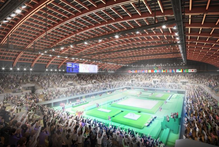 الهندسة المعمارية التقليدية حاضرة في طوكيو 2020