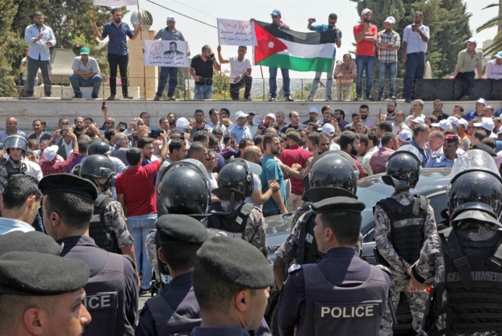 الأردن   شهر على إضراب المعلمين: احتجاج مطلبي بنكهة وطنية
