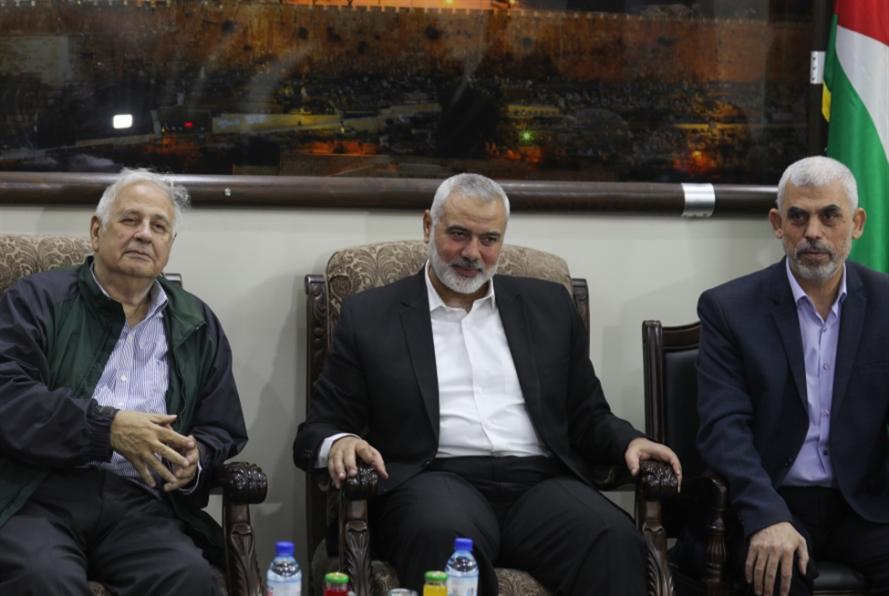 الفصائل الفلسطينية توافق على إجراء الانتخابات التشريعية قبل الرئاسية