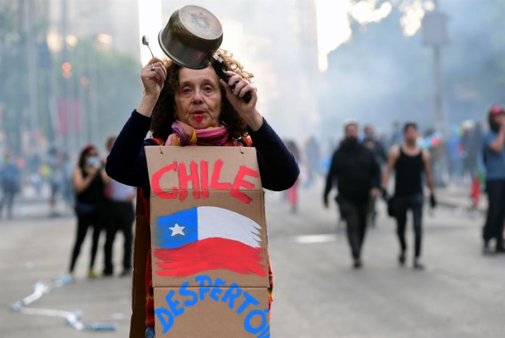 لا «آبيك» في تشيلي: ترامب متمسّك بتوقيع اتفاق تجاري