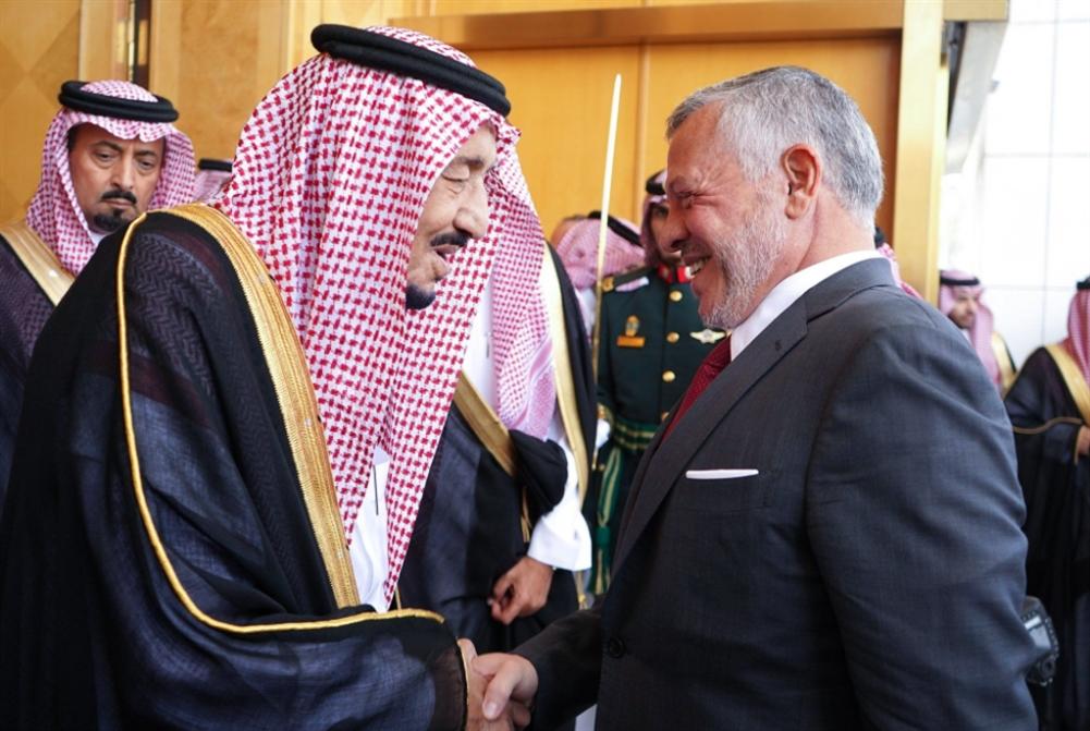 بعد عودة العلاقات مع قطر... عبدالله يزور السعودية والكويت