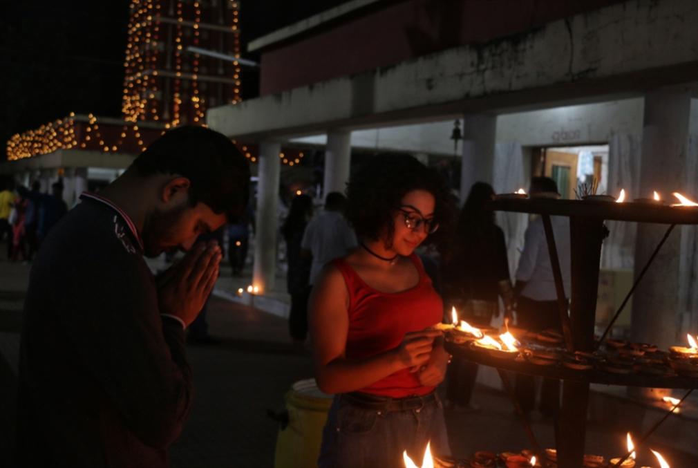 «ديفالي» الهند: صلواتٌ لسوريا