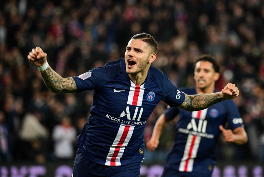 إيكاردي يثبت قدميه في باريس