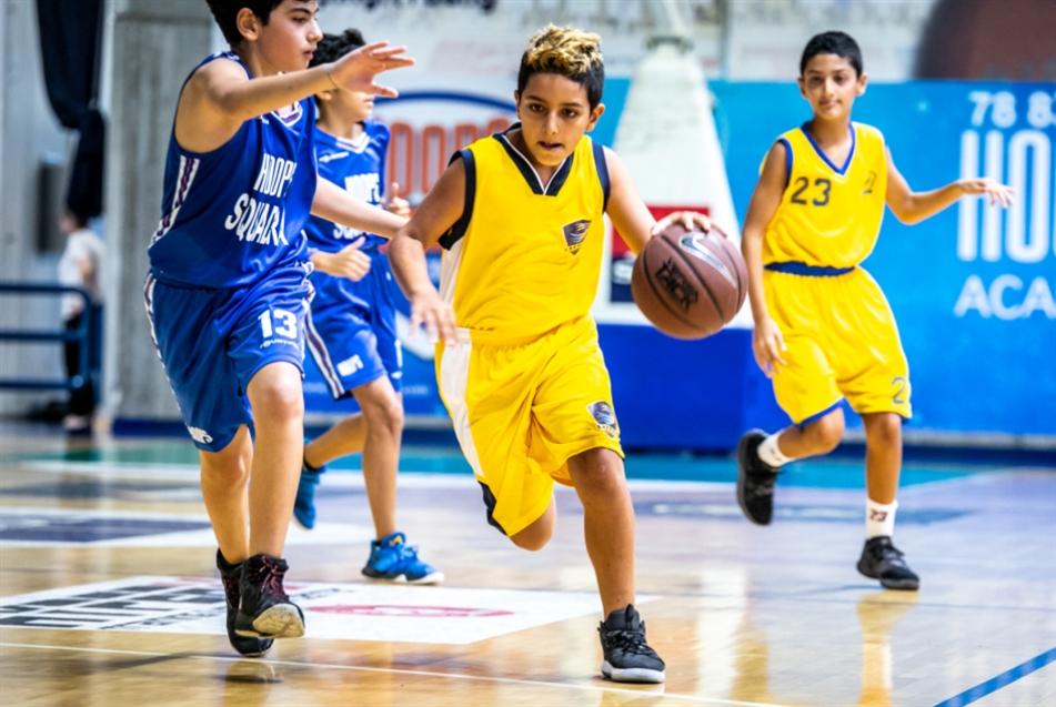 انطلاق دورة أنطوان غريّب في كرة السلة للفئات العمرية