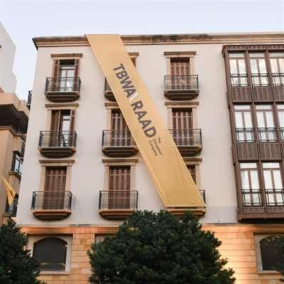 مقر جديد لـ TBWA/RAAD في بيروت