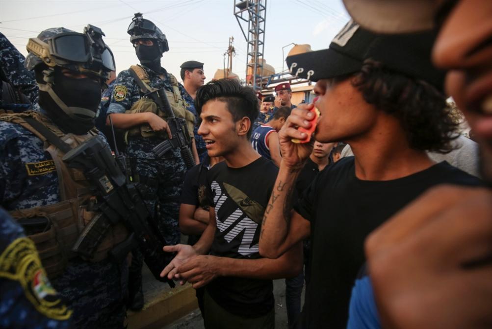 بغداد تعلن القضاء  على «الفتنة»