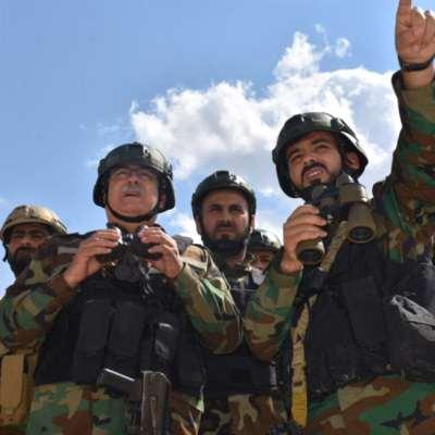 انسحاب من «الشريط الحدودي»: حشود عسكرية على طرفي الجبهة