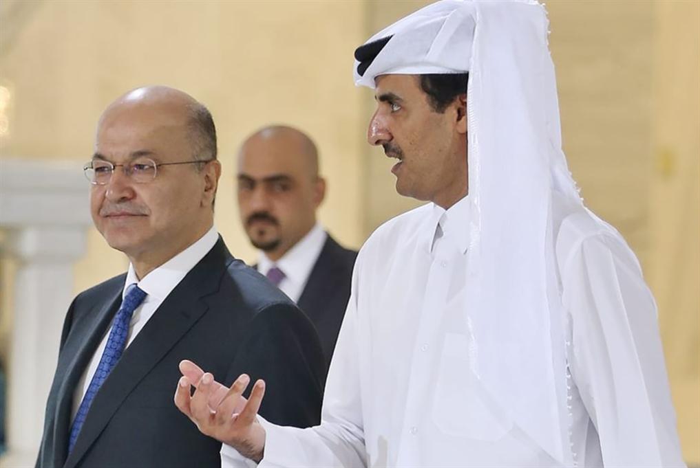 العراق | برهم صالح في قطر... على خطّ الوساطة مع سوريا؟