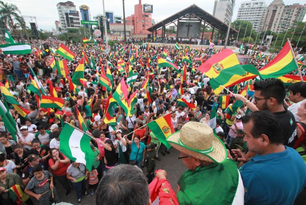 الخارجية الروسية: ما حدث في بوليفيا «انقلاب»