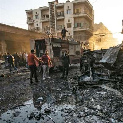 شهداء وجرحى في تفجيرات بالقامشلي
