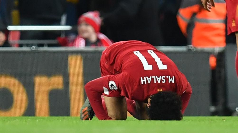 صورة اللاعبون العرب في أوروبا: صلاح وتريزغيه يسجّلان.. وسقوطٌ مدوٍّ لحكيمي