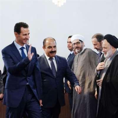 الأسد: العملية السياسية لا تزال وفق «مسار سوتشي»