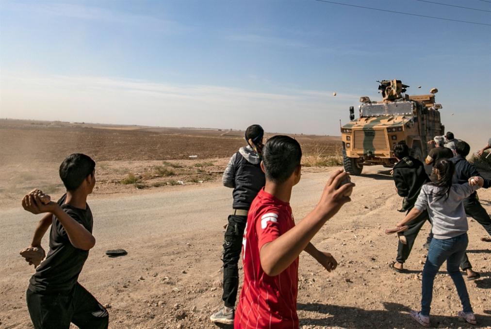دورية روسية ـــ تركية ثالثة: واشنطن تثبّت عديد جنودها في الشرق