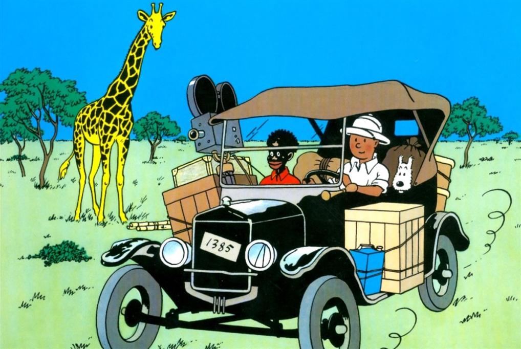 في عيده الـ 90… «تان تان» متهم بالعنصرية