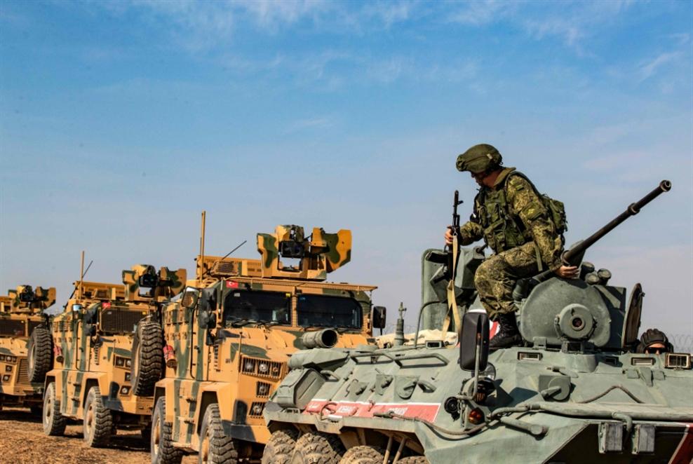 مرحلة «سوتشي» الثانية: دوريات روسية ــ تركية في الدرباسية