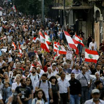 زخم التظاهرات يعود إلى بيروت: نحو تكوين جسم   نقابيّ مُستقلّ