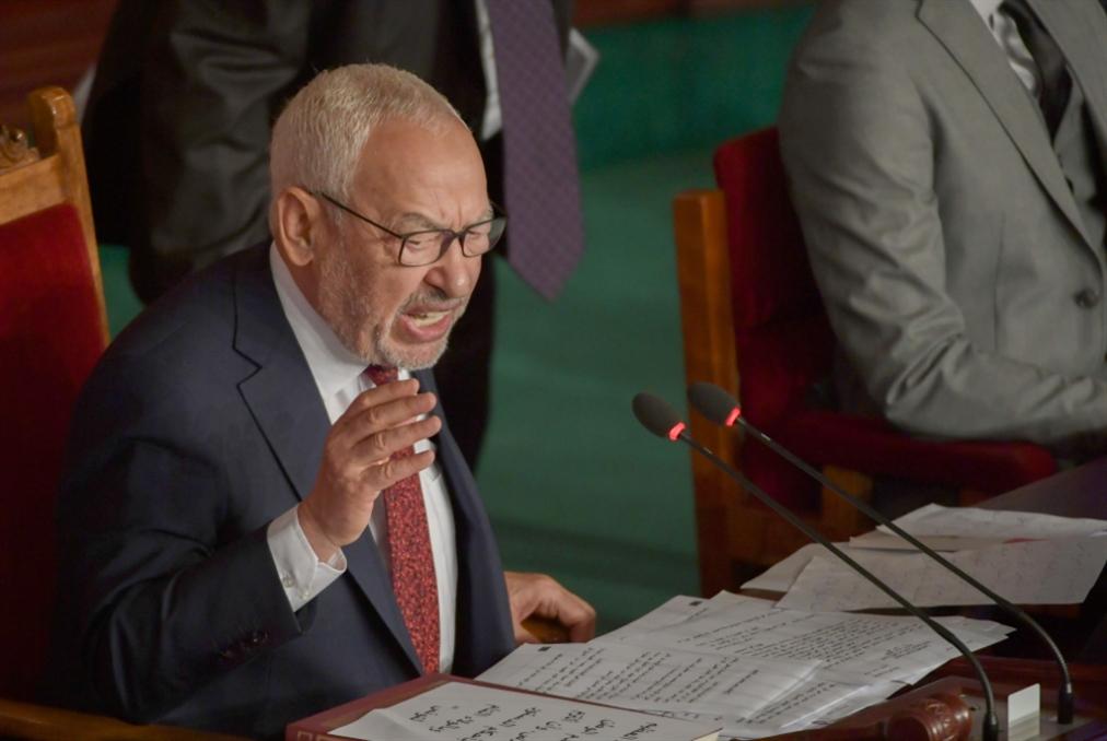 الغنوشي رئيساً للبرلمان التونسي