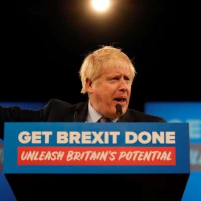 جونسون مقامراً: بريطانيا تختار مستقبلها خلال شهر