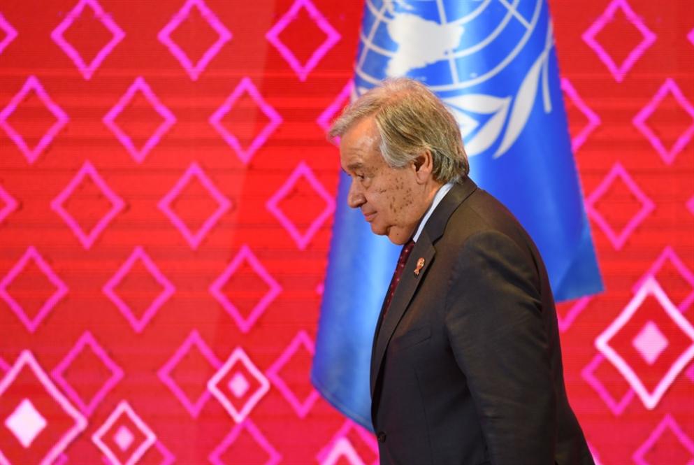 غوتيريش يوفد مبعوثاً أمميّاً خاصاً إلى بوليفيا