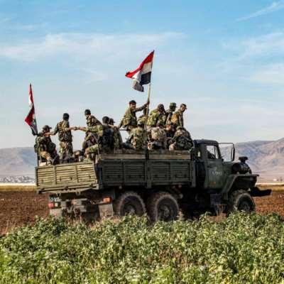 الجيش السوري يُمسك الحدود شرق القامشلي