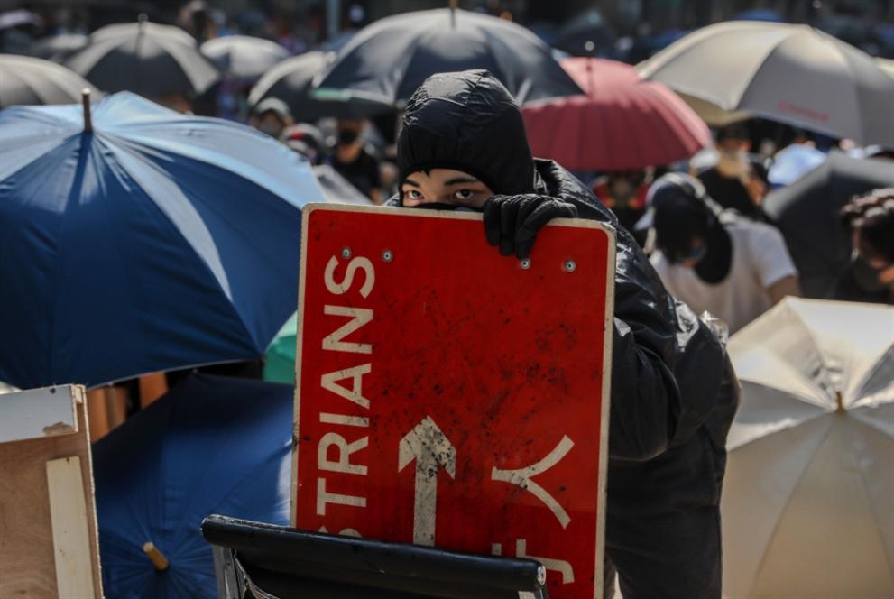الرئيس الصيني: أعمال العنف في هونغ كونغ تقوّض صيغة حكمها
