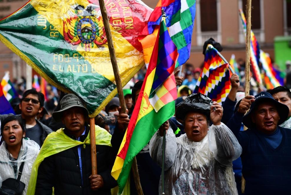 بوليفيا: منع موراليس من الترشّح للانتخابات