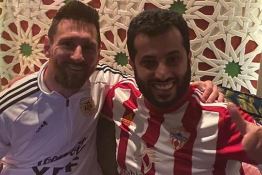 تركي آل الشيخ يعرض على ميسي الانتقال إلى فريقه