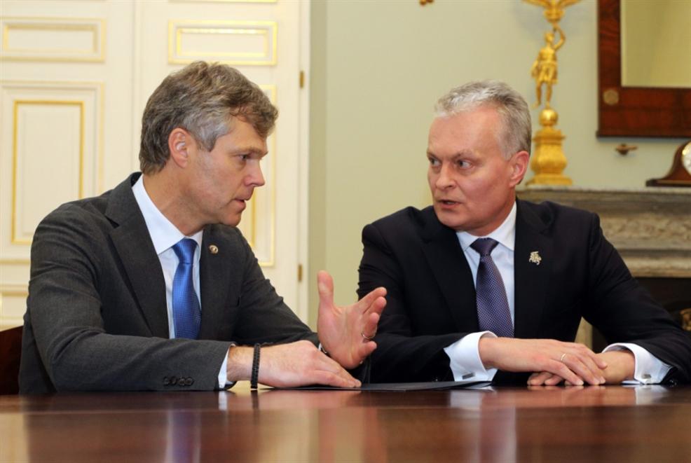 «تبادل» جواسيس بين روسيا وليتوانيا