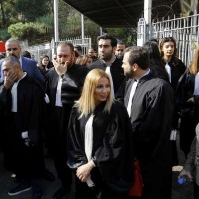 إخفاء قسري لمعتقلين وقمع متزايد للمتظاهرين: محامون «ينتفضون» على النقابة