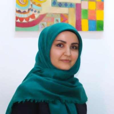 مريم ميرزاده  على متن «الطائرة الثالثة»