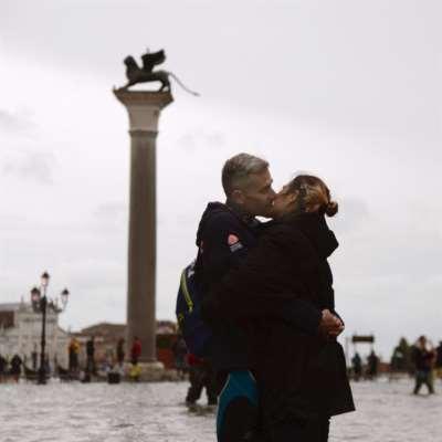 إيطاليا تعلن حالة الطوارئ بسبب الظروف الجوية