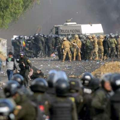 بوليفيا تنقسم... واليمين يفقد السيطرة