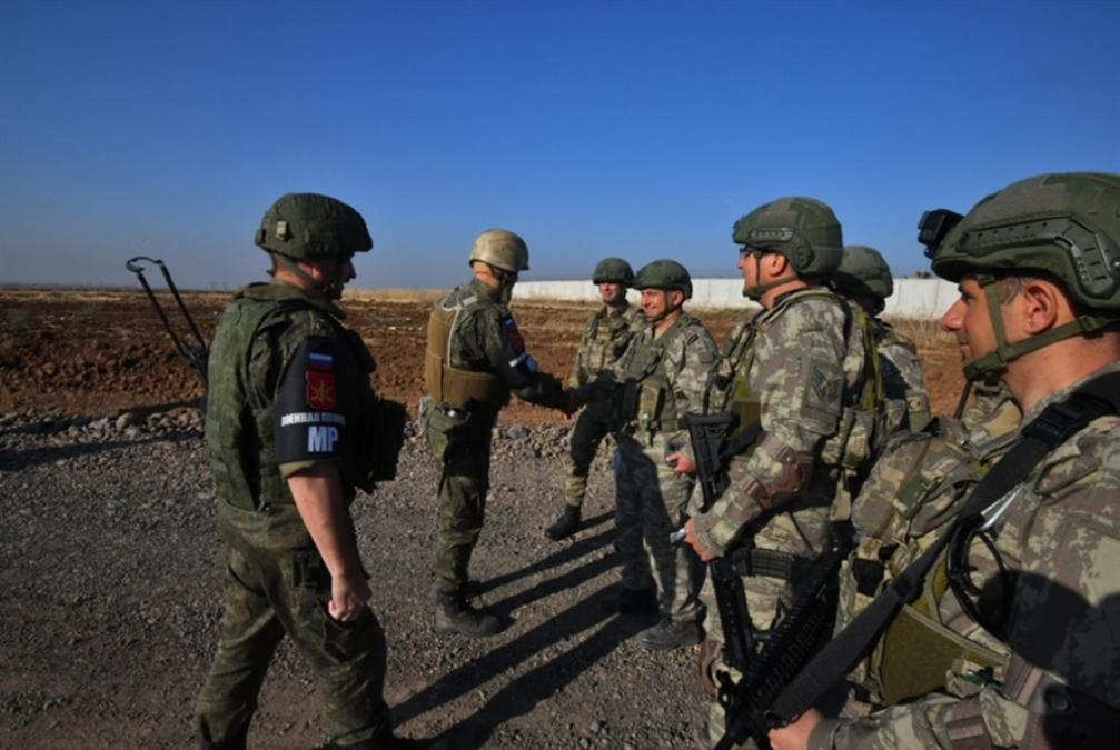 أنباء عن اتفاق روسي ــــ تركي حول تلّ تمر