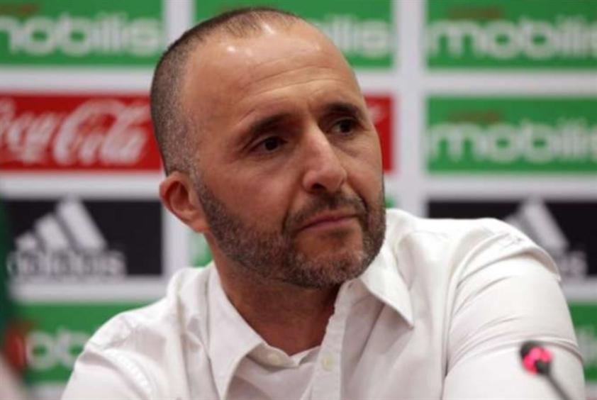 جمال بلماضي يكشف موقفه من مشاركة بنزيما مع الجزائر