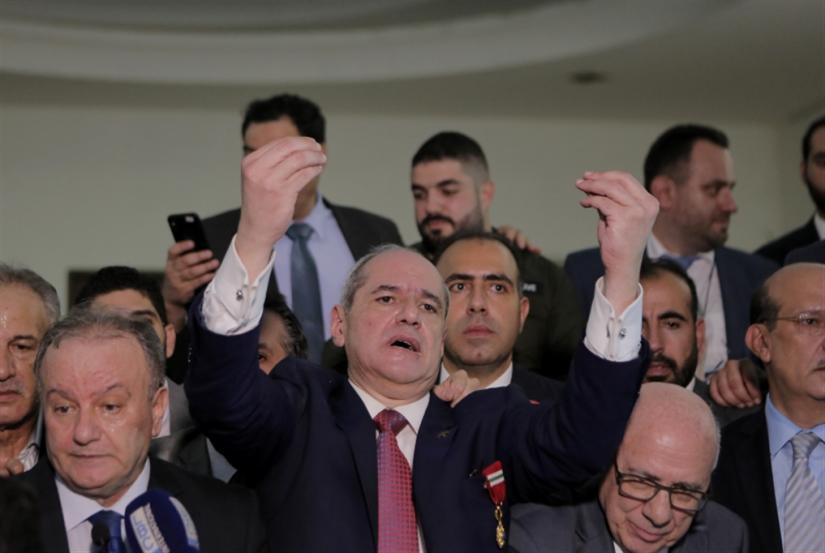 خلف نقيباً للمحامين في بيروت: الأحزاب تلتحق بالمُستقلّين!