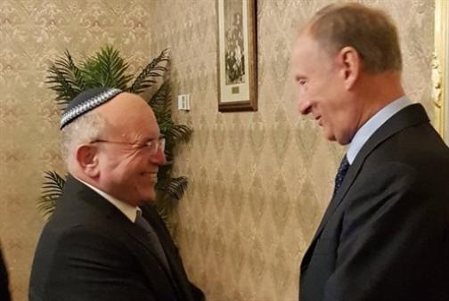 سكرتير مجلس الأمن الروسي ونظيره الإسرائيلي يبحثان «التسوية السورية»