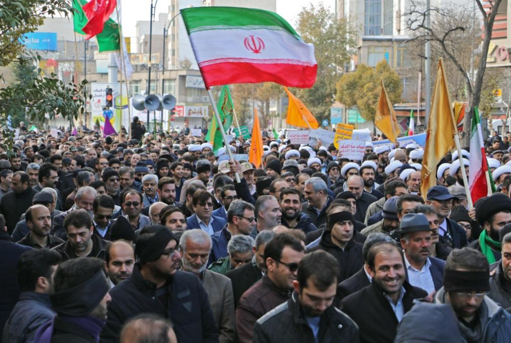 طهران «تتجاوز» أزمة الاحتجاجات: انتصار أمني