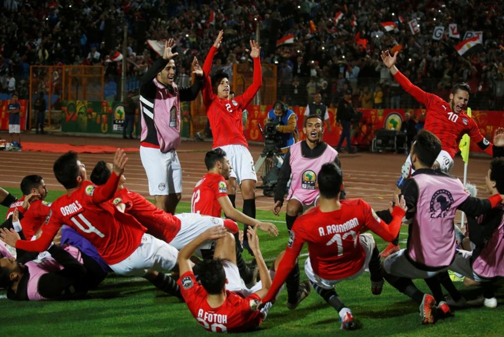نهائي أفريقيا بين مصر وساحل العاج
