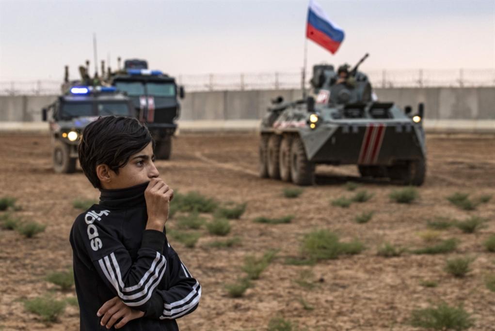 بدء تسيير الدوريات التركية - الروسية