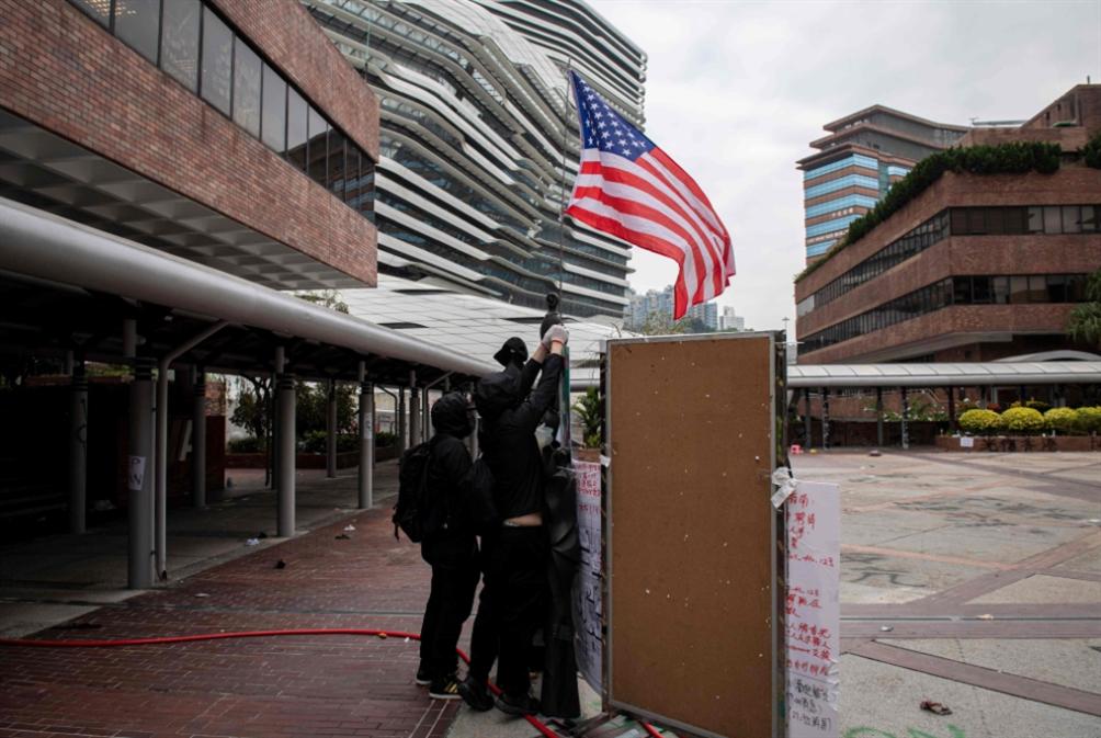 الكونغرس «ينتصر» لهونغ كونغ: استفزاز أميركي للصين