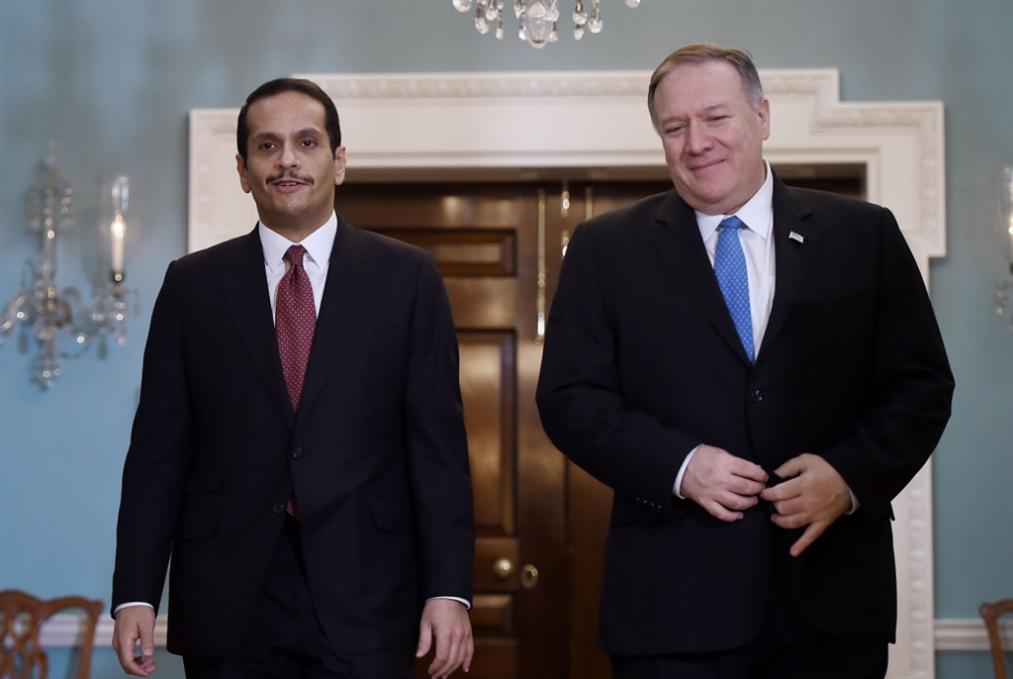 واشنطن تحيي الوساطات: مواجهة طهران تتطلّب حلّ الأزمة الخليجية