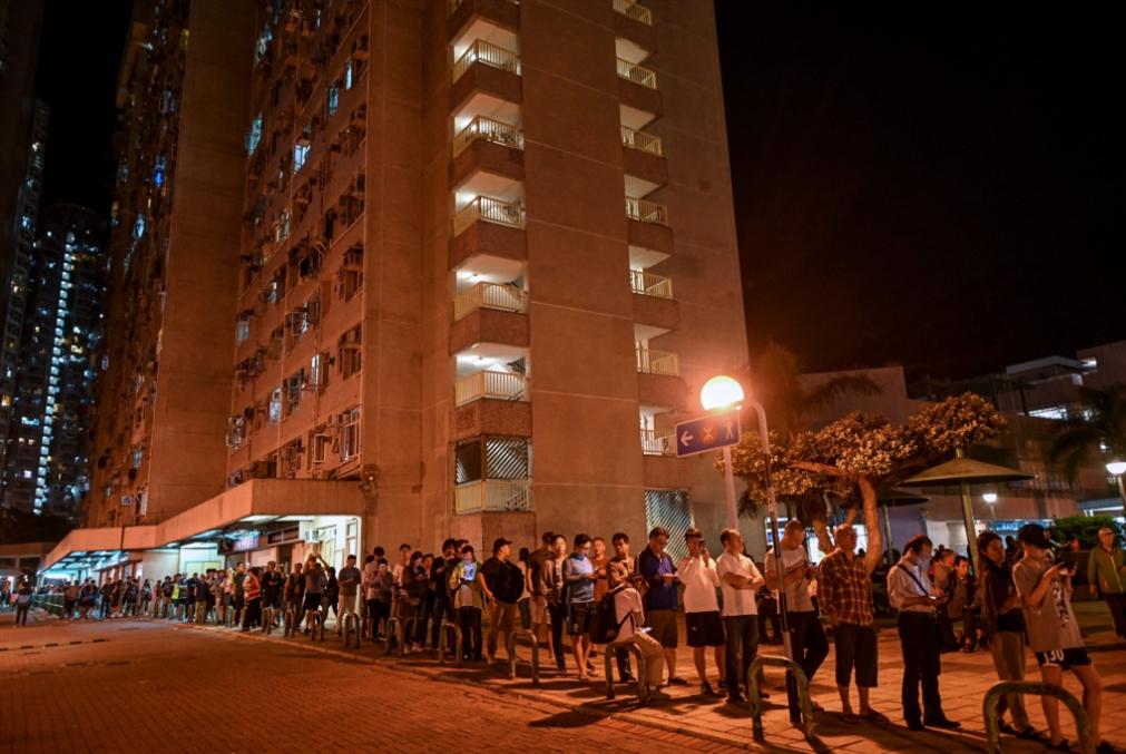 انتخابات محليّة في هونغ كونغ: اختبار قوة للحركة الاحتجاجيّة