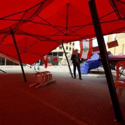 الحريري يناور بالشارع وبالمرشحين لخلافته