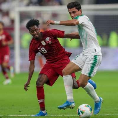 قطر تسقط آسيوياً للمرة الأولى
